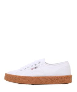 Superga | 34mm Mega Paura Cotton Canvas Sneakers
