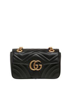 Gucci | Сумка Mini Gg Marmont 2.0 Из Стёганой Кожи