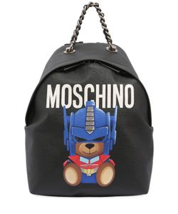 Moschino | Рюкзак Teddy Transformer