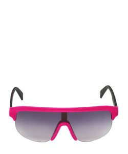 Italia Independent | I-Plastik 0911v Velvet Mask Sunglasses