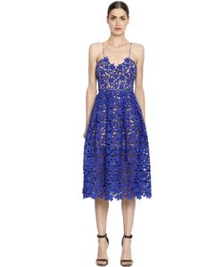 SELF-PORTRAIT | Кружевное Платье Azaelea