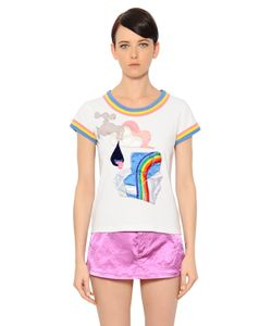 Marc Jacobs | Julie Verhoeven Patched Jersey T-Shirt