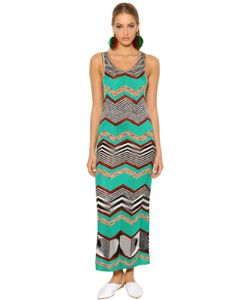 Missoni | Zigzag Viscose Knit Dress
