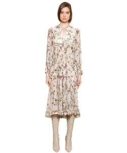 Zimmermann | Maples Print Silk Georgette Dress