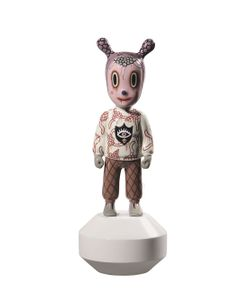 LLADRÒ | Статуэтка The Guest Limit.Ed By Gary Baseman
