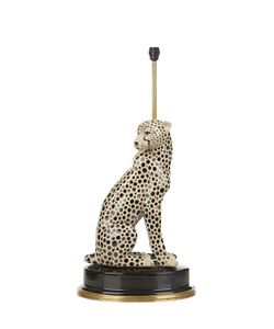 House Of Hackney | Cheetah Lampstand