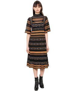 Missoni | Платье Из Жаккард-Трикотажа