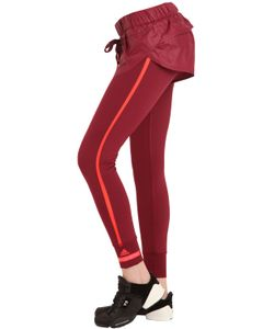 Adidas By Stella  Mccartney | Легинсы С Шортами Performance