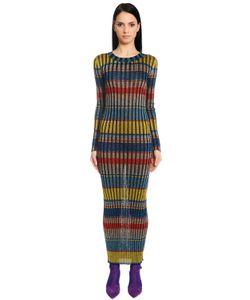 Missoni | Платье Из Трикотажной Ламé