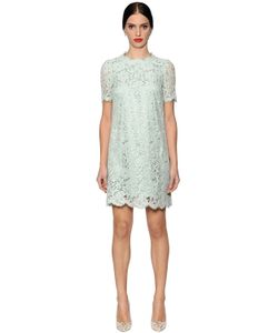 Dolce & Gabbana | Платье Из Кружева Cordonetto