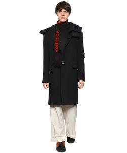 Lanvin | Пальто Из Шерсти Мохер