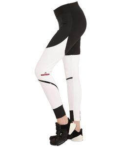Adidas By Stella  Mccartney   Тренировочные Легинсы Из Микрофибры