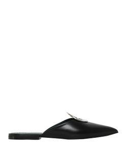 Proenza Schouler | Кожаные Туфли-Мюли 10mm