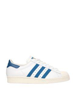 adidas Originals | Кожаные Кроссовки Superstar 80s