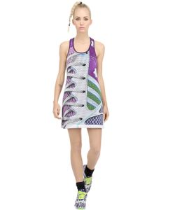 MARY KATRANTZOU X ADIDAS ORIGINALS | Adidas Originals By Mary Katrantzou Платье Из Неопрена С Принтом