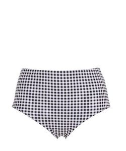 Blugirl Beachwear | Трусы Из Микрофибры В Клетку