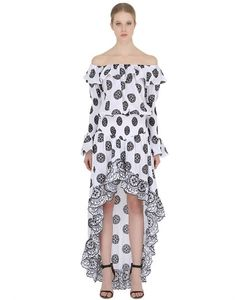 CC BY CAMILLA CAPPELLI | Платье Celeste Из Хлопкового Муслина