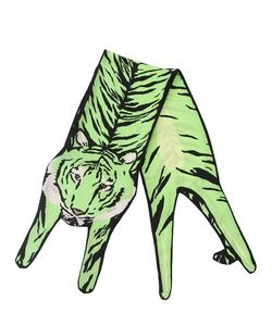 CLEO FERIN MERCURY | Шелковый Шарф Tiger