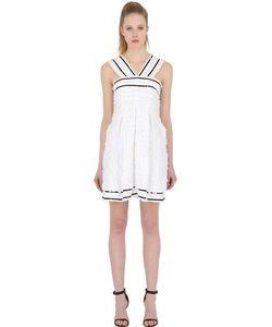 DAGDA | Платье Из Хлопкового Кружева