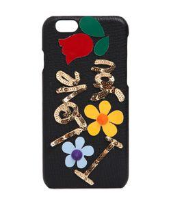 Dolce & Gabbana | Чехол I Love You Для Iphone 6