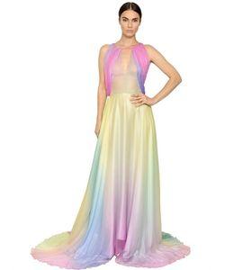 Francesca Piccini | Платье Gea Из Шёлкового Шифона