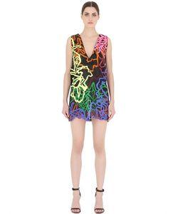 FYODOR GOLAN | Платье Из Органзы