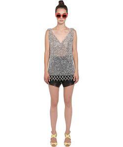 HELEN RODEL | Платье С Вышивкой