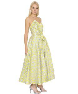 INGIE   Платье Из Парчи