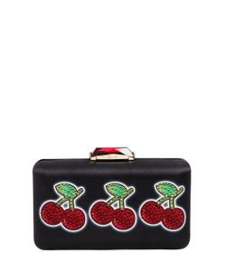 Kotur | Атласный Клатч Cherry Jackpot