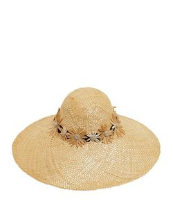 KREISI COUTURE | Соломенная Шляпа Bau Margherite