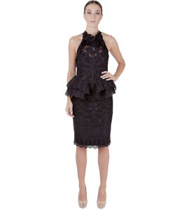MARTHA MEDEIROS | Платье Из Кружева