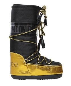MOONBOOT FOR JIMMY CHOO | Сапоги Mb Classic Mirror