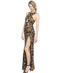 PAT BO | Платье Из Шифона