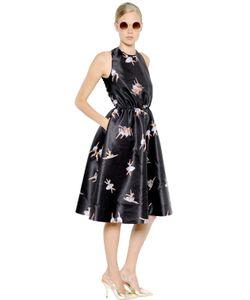 Rochas | Платье Из Дюшес