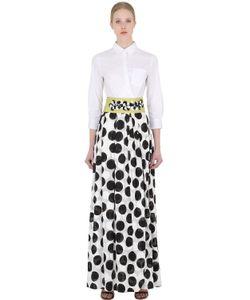 SARA ROKA | Полухлопковое Платье