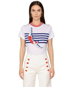 TOMMY HILFIGER COLLECTION | Футболка Из Хлопкового Джерси