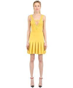 Vicedomini | Платье Из Вискозы И Кружева