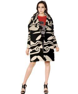 Diane Von Furstenberg   Пальто Из Шерсти С Хлопком