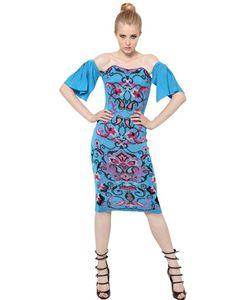 EKATERINA KUKHAREVA | Платье Из Вискозы