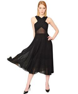 Francesca Piccini | Платье Из Шелкового Шифона