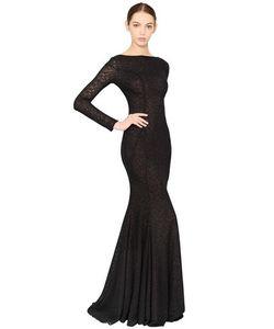 Francesca Piccini | Платье Из Шерстяного Кружева