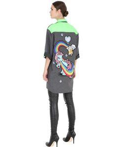 FYODOR GOLAN | Рубашка Из Шерстяной Фланели
