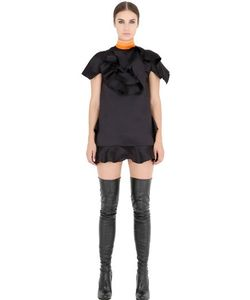 FYODOR GOLAN | Платье Из Шёлкового Атласа