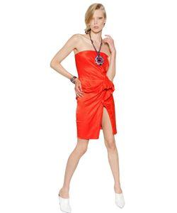 Lanvin | Платье Из Льна