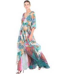 LARUSMIANI | Платье Из Шёлкового Шифона
