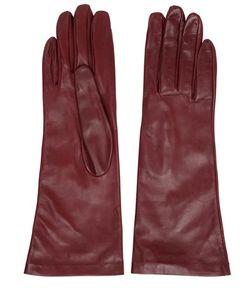 MARIO PORTOLANO | Перчатки Из Кожи Наппа