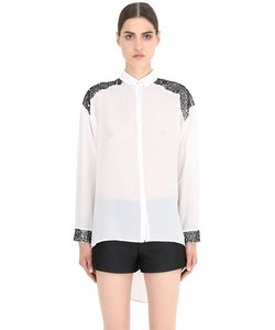 NENA RISTICH | Шёлковая Рубашка
