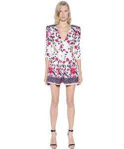 PAT BO | Платье Из Лёгкого Технокрепа