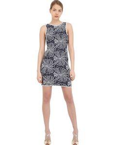 Vicedomini | Вязаное Платье Из Вискозы И Кружев