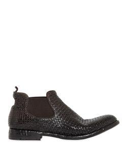Alberto Fasciani   Кожаные Ботинки